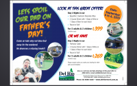 Fathers Day at Del Rio Riverside Resort, Hawkesbury River, Wisemans Ferry