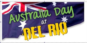 Australia Day Heading 2016
