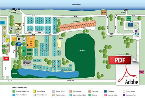 del rio resort overview