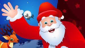 Santa at Del Rio Riverside Resort